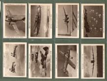 Tobacco Cigarette cards British Aircraft 1938 set of 25